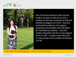 Fraser International College & International College of Manitoba 1