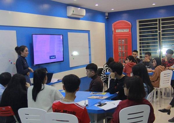 Top trung tâm luyện thi IELTS ở Thái Nguyên 4