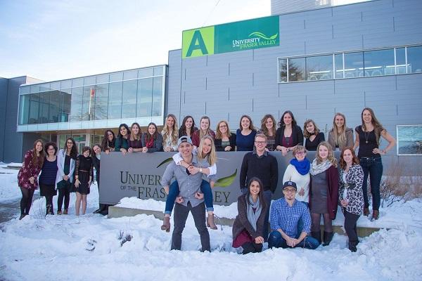 Hội thảo: Tìm hiểu về Đại học công lập Fraser Valley – UFV 1