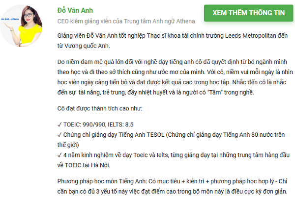 Khoa Luyen Thi Ielts Online Tot Nhat