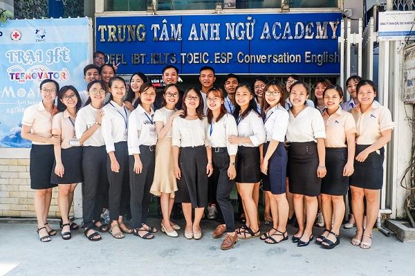 Top Trung Tam Toefl Da Nang