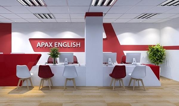 Các khóa học và học phí tại Apax English 1