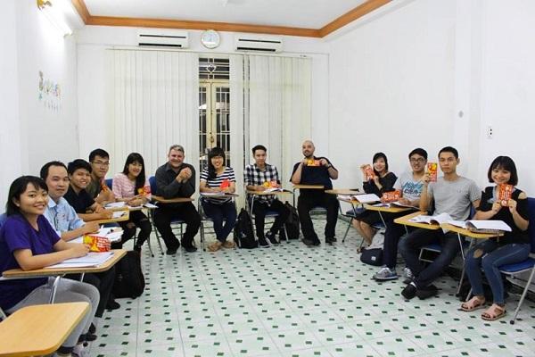 Các khóa học và học phí tại Trung tâm Anh ngữ ILI 1