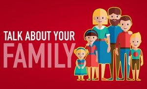 Cách để giới thiệu về gia đình bằng tiếng Anh 3