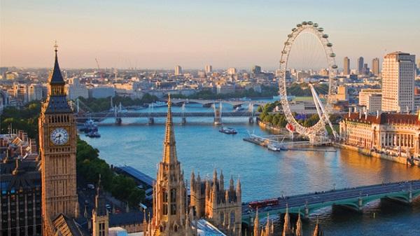 Top 10 thành phố ở Anh có du học sinh Việt Nam nhiều nhất 1