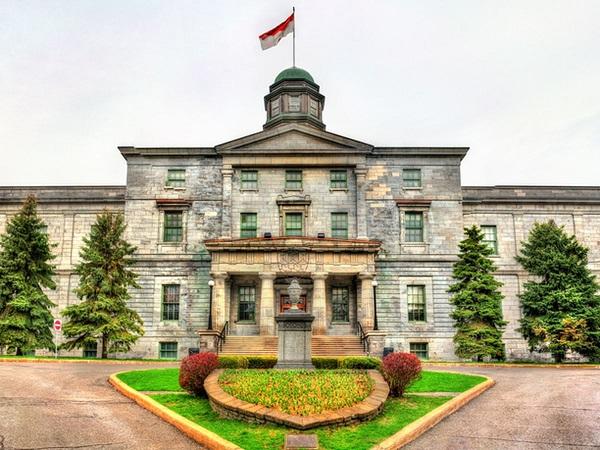 Cac Truong Dai Hoc Tot Nhat Canada 2019 McGill University
