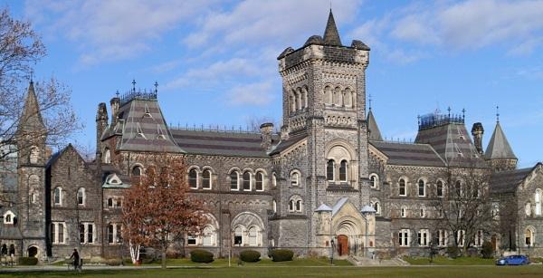 Cac Truong Dai Hoc Tot Nhat Canada 2019 University Of Toronto