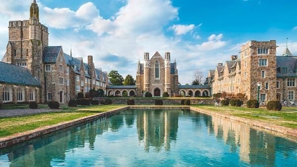 Top 10 ngôi trường đại học đẹp nhất nước Mỹ 1