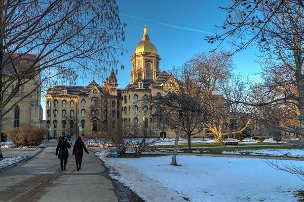 Top 10 ngôi trường đại học đẹp nhất nước Mỹ