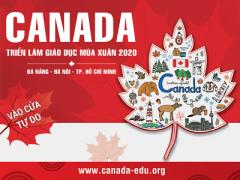 Triển lãm Giáo dục Canada Mùa xuân lần thứ 17 - diễn ra trong năm 2020