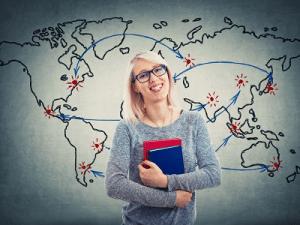 Những quốc gia nào được các du học sinh quốc tế đề xuất nhiều nhất?