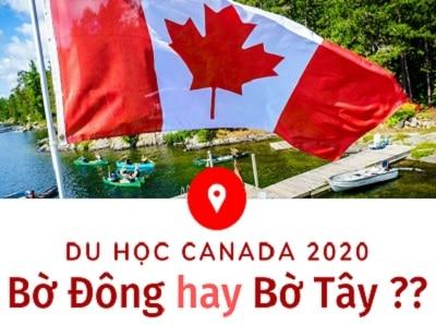 Du học Hè 2020 tại Canada