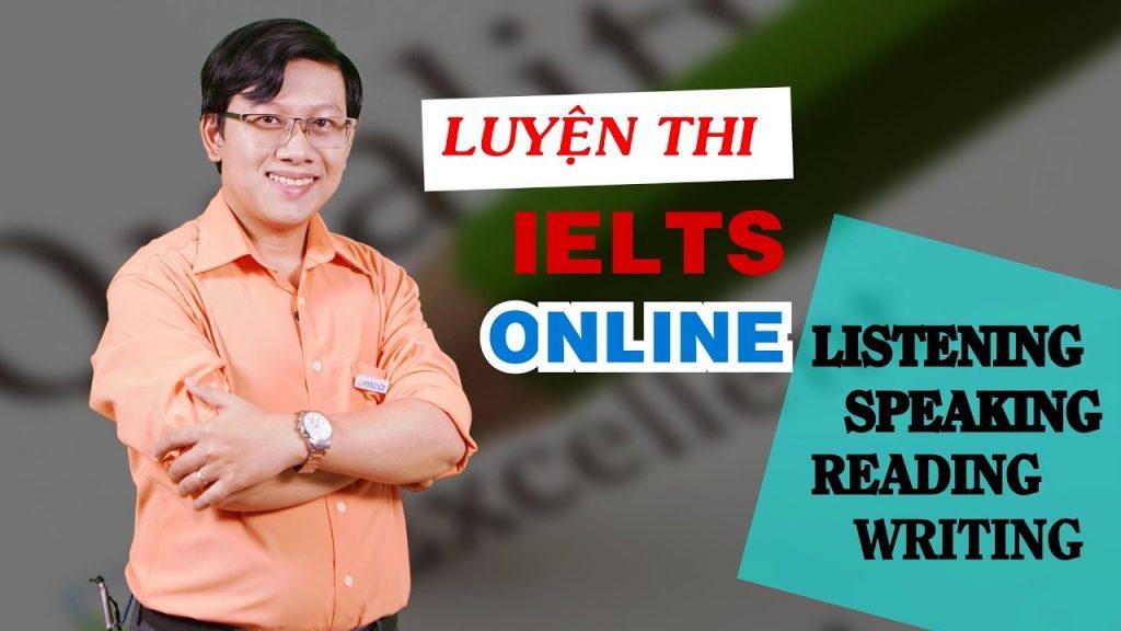 Top những khóa học luyện thi IELTS online tốt nhất 2020 1
