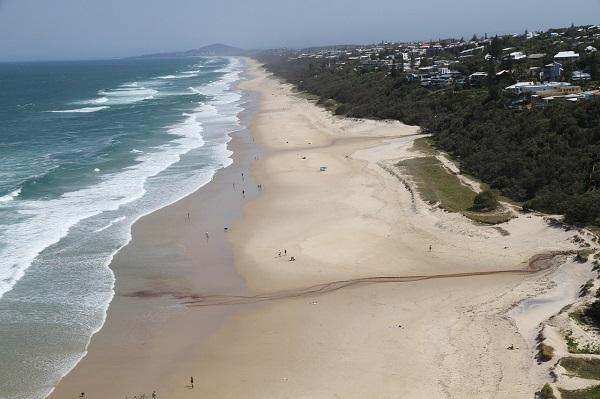 Bờ Tây nước Úc ít dân cư hơn so với Bờ Đông