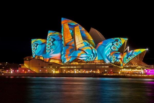 Cuộc sống về đêm ở Úc rất tuyệt