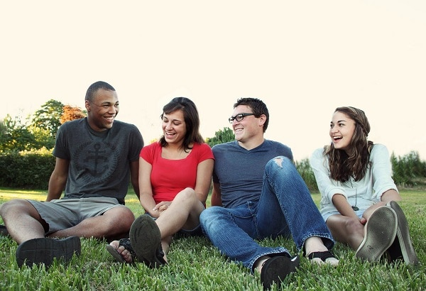 Du học là cơ hội kết bạn và tìm hiểu các nền văn hóa mới.