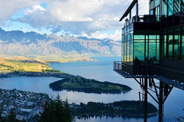 Vẻ đẹp kết hợp 2 lối sống ở New Zealand.