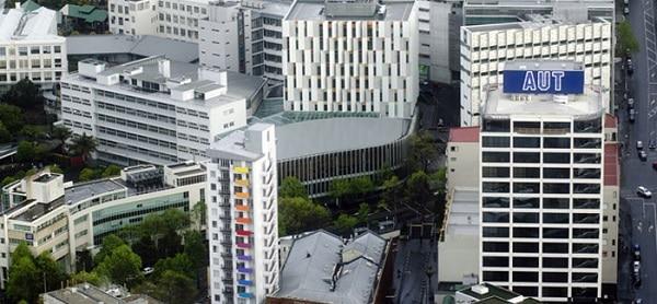 Đại học Công nghệ Auckland