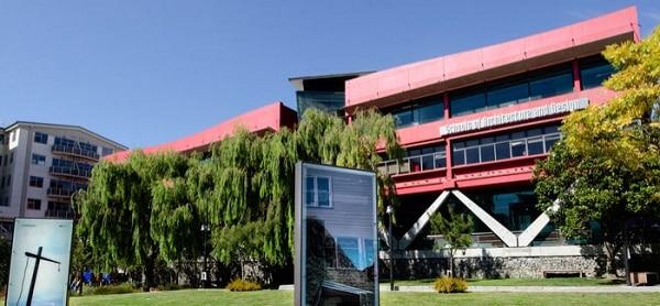 Đại học Victoria thuộc Wellington.