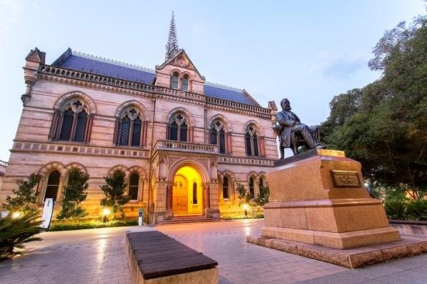 10 Trường Đại Học Đẹp Nhất Nước Úc 5
