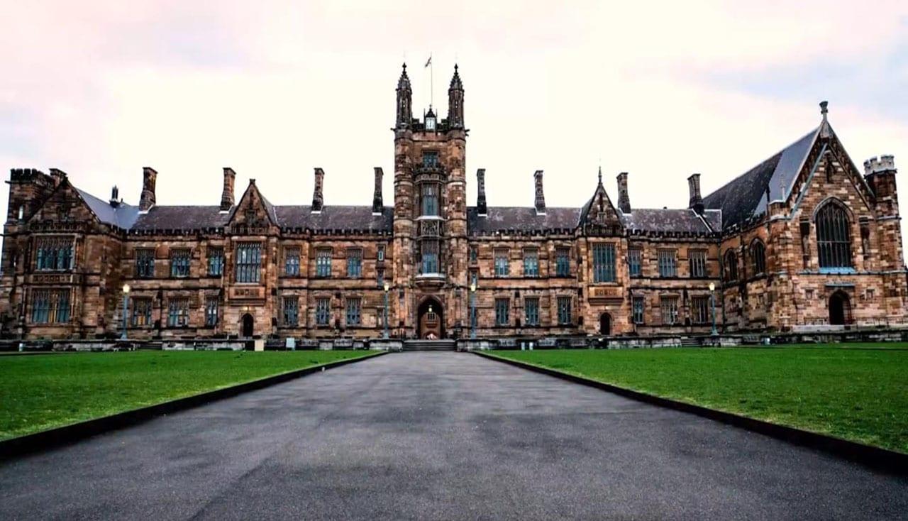 Thông tin University of Sydney: ngành học, học phí, đánh giá 1